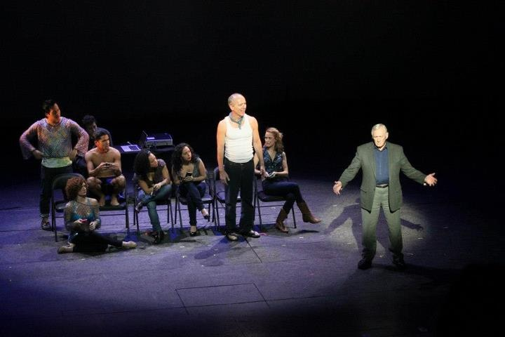 Mamma Mia with Len Cariou - Gypsy of the Year 2012 - Photo by Monica C. Soluri